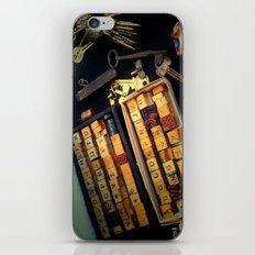 keys and keys iPhone & iPod Skin