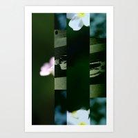 Crash_ 15 Art Print