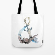 Ocean Memories Tote Bag
