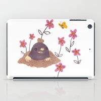 Hello Mole! iPad Case