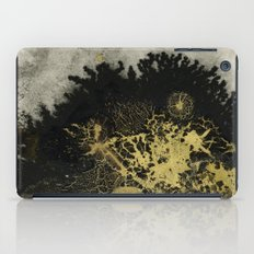 Black and gold iPad Case