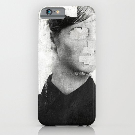 Faceless | number 01 iPhone & iPod Case