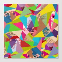 Colorful Thoughts Canvas Print