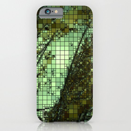 Digital Tiling iPhone & iPod Case
