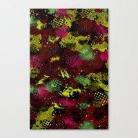 Darken Canvas Print