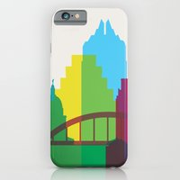 Shapes of Austin. Accurate to scale. iPhone 6 Slim Case