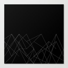 mt. calling Canvas Print