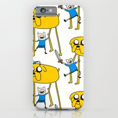 Adventure Time - Jake & Finn iPhone 6 Slim Case