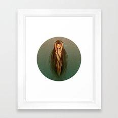 Wet Dream Framed Art Print