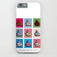 Contemporary art iPhone 6 Slim Case