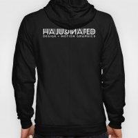 Halucinated Design + Mot… Hoody