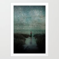 Look How They Shine For You Art Print