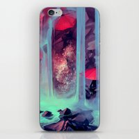 Protect me from what I want iPhone & iPod Skin