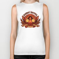 Come-Come-Commala Biker Tank