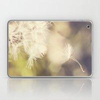 Broken Dandelion, Bokeh Laptop & iPad Skin