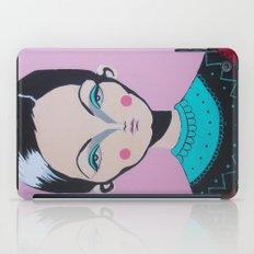 Sixties´s lady iPad Case