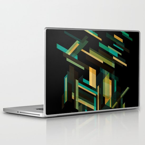 Modern Age Laptop & iPad Skin