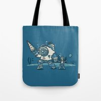 Number One Daddy Tote Bag