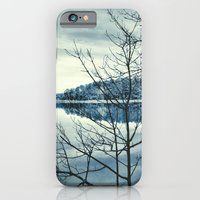 iPhone & iPod Case featuring Winter Blues by Thephotomomma
