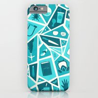 breaking bad iPhone & iPod Cases featuring Breaking Bad by Felix Rousseau