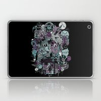 Supernature In The City Of Poison Syrup And Hope Candy Laptop & iPad Skin