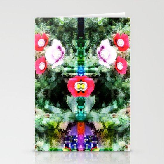 Poppy 2 Stationery Card