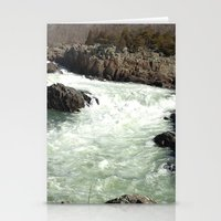 Great Falls National Par… Stationery Cards