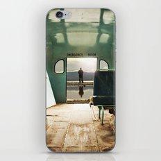 Emergency Door iPhone & iPod Skin