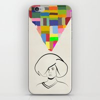 If I was you iPhone & iPod Skin