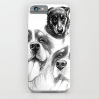 Dogs  Sk128 iPhone 6 Slim Case
