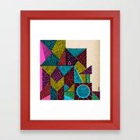 - Astafarina - Framed Art Print