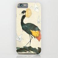 Paper cranes iPhone 6 Slim Case