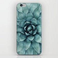 Flower geometric 4 iPhone & iPod Skin