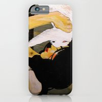 iPhone & iPod Case featuring Bonding  by Madelyne Joan Templeton