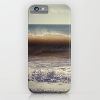 iPhone & iPod Case featuring Azure Horses by neutral density