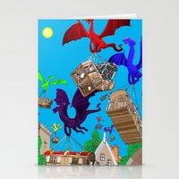 The Dragon Theatre Stationery Cards