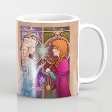 Let Me In Mug