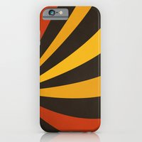 iPhone & iPod Case featuring As She Moves by Anai Greog