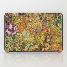 Floral Garden iPad Case