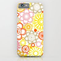 iPhone & iPod Case featuring BOLD & BEAUTIFUL sunshine by Mel Smith Designs...