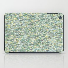 Teal Forest iPad Case