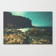Ask The Night To Explain Canvas Print