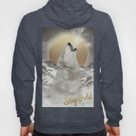 Turn Your Face To The Su… Hoody