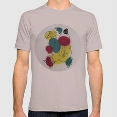 Dodo Mens Fitted Tee Cinder SMALL