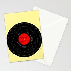 Born to Run- Bruce Springsteen Vinyl Stationery Cards