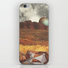 the life and death of stars - collab with sammy slabbinck iPhone & iPod Skin