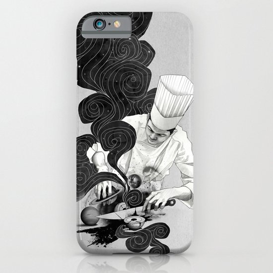 Galactic Chef iPhone & iPod Case