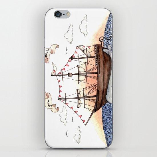Float My Boat iPhone & iPod Skin