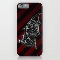 Leather Wings iPhone 6 Slim Case