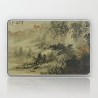 In Crossing The River Laptop & iPad Skin
